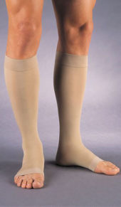 Jobst® Relief OPEN TOE Knee Highs